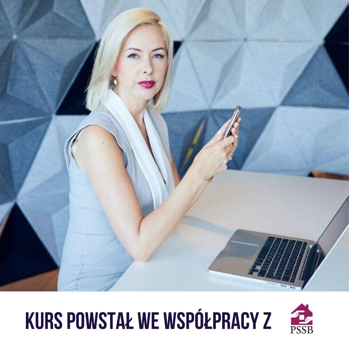 Jak zbudować stabilny zespół online – kurs online – Kamila Rowińska